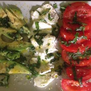 Tricolore salad